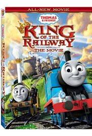 Watch Free Thomas & Friends: King of the Railway (2013)