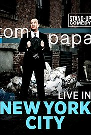 Watch Free Tom Papa: Live in New York City (2011)