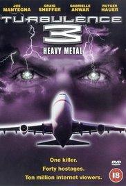 Watch Free Turbulence 3: Heavy Metal (2001)