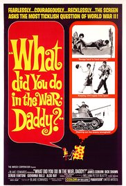 Watch Free What Did You Do in the War, Daddy? (1966)