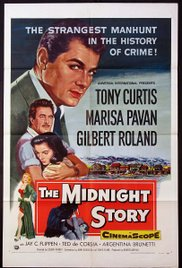 Watch Free The Midnight Story (1957)