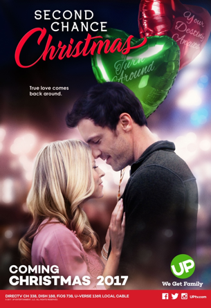 Watch Free Second Chance Christmas (2017)