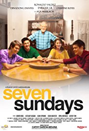 Watch Free Seven Sundays (2017)