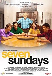 Watch Free Seven Sundays (2017)