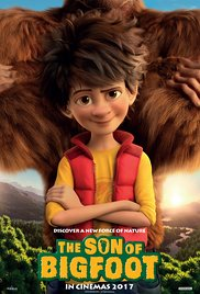 Watch Free The Son of Bigfoot (2017)