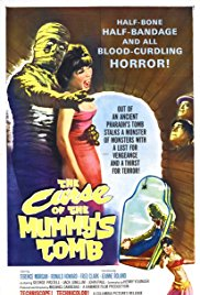 Watch Free The Curse of the Mummys Tomb (1964)