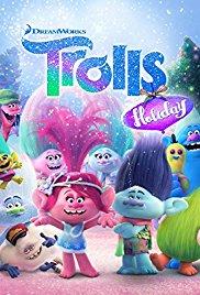 Watch Free Trolls Holiday (2017)