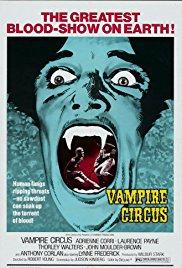 Watch Free Vampire Circus (1972)