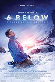 Watch Free 6 Below: Miracle on the Mountain (2017)