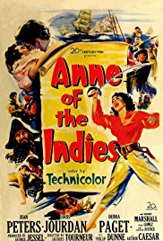 Watch Free Anne of the Indies (1951)
