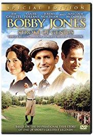 Watch Free Bobby Jones: Stroke of Genius (2004)
