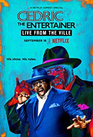 Watch Free Cedric the Entertainer: Live from the Ville (2016)