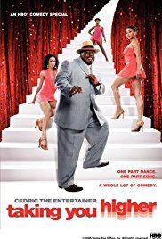 Watch Free Cedric the Entertainer: Taking You Higher (2006)