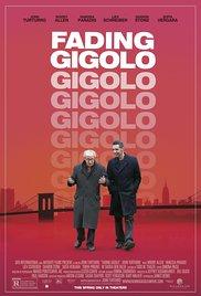Watch Free Fading Gigolo (2013)