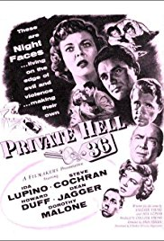 Watch Free Private Hell 36 (1954)