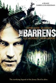 Watch Free The Barrens (2012)