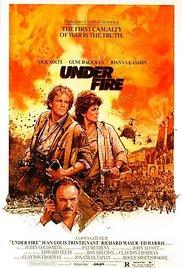Watch Free Under Fire (1983)