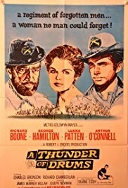 Watch Free A Thunder of Drums (1961)