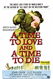 Watch Free A Time to Love and a Time to Die (1958)