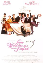 Watch Free Four Weddings and a Funeral (1994)