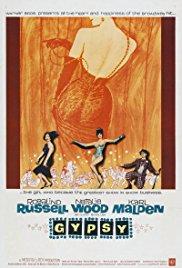 Watch Free Gypsy (1962)
