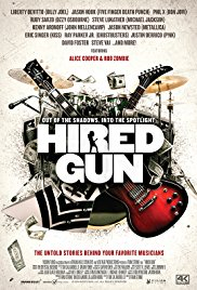 Watch Free Hired Gun (2016)