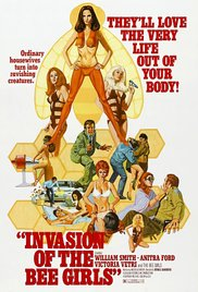 Watch Free Invasion of the Bee Girls (1973)