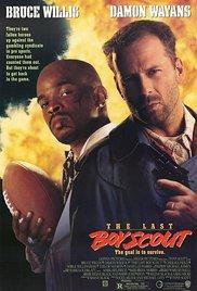 Watch Free The Last Boy Scout (1991)