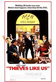 Watch Free Thieves Like Us (1974)