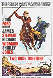 Watch Free Two Rode Together (1961)