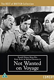 Watch Free Not Wanted on Voyage (1957)